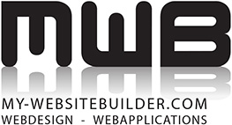 My-Websitebuilder.com Webdesign - Webapplications
